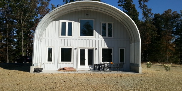 front-of-hut