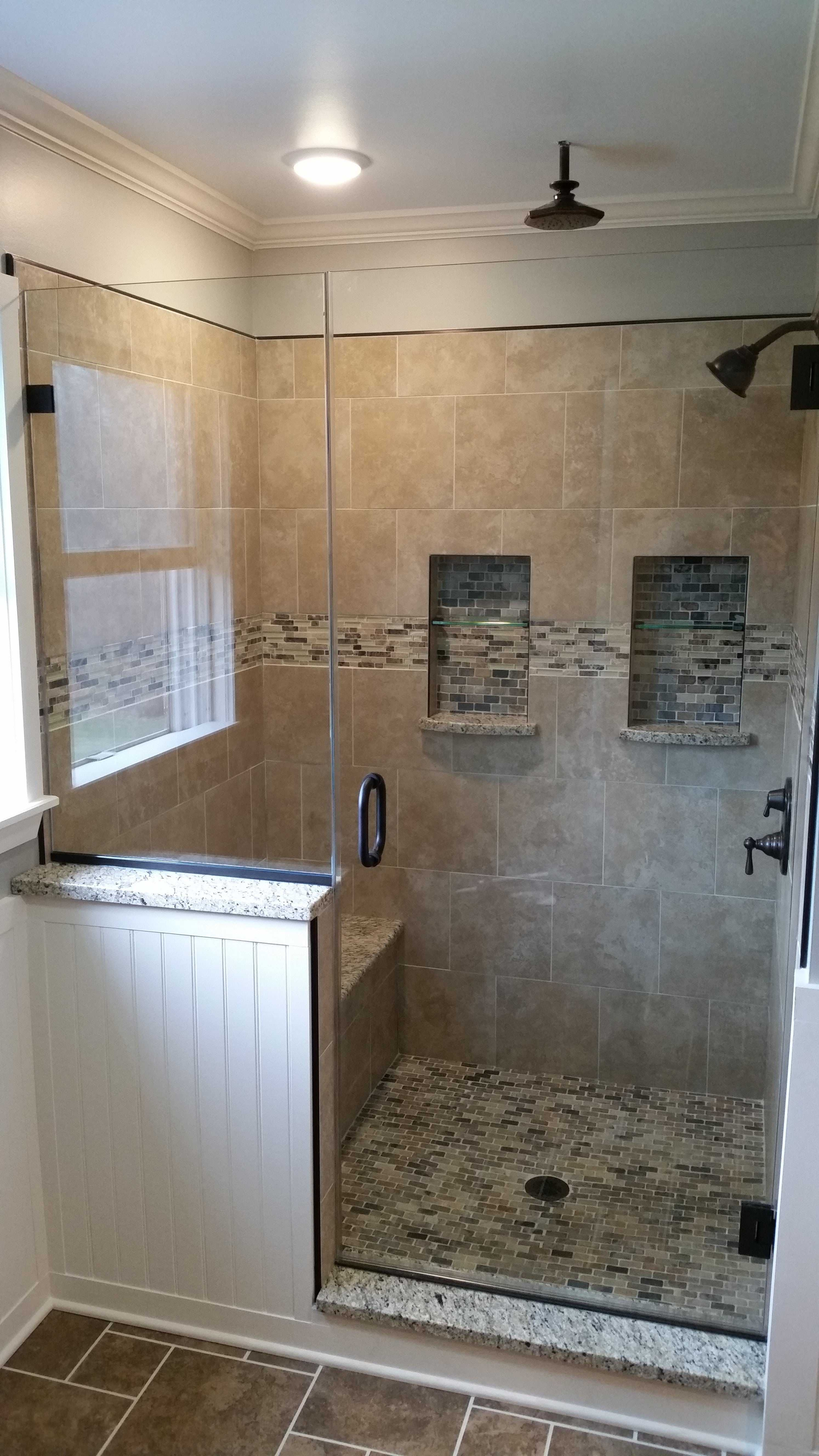 Project portfolio bathroom remodeling miller 39 s for Residential bathroom remodeling