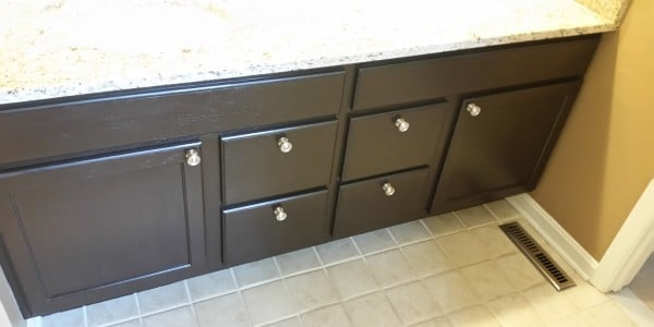 JOB #3 CABINET FRONT